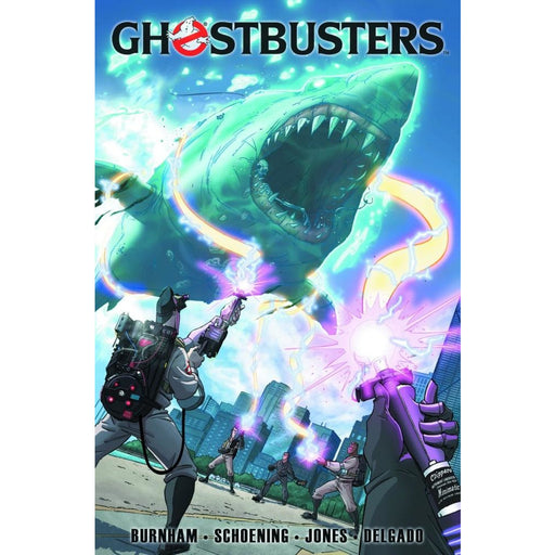 GHOSTBUSTERS ONGOING VOL 04 WHO YA GONNA CALL TPB - Books-Graphic-Novels