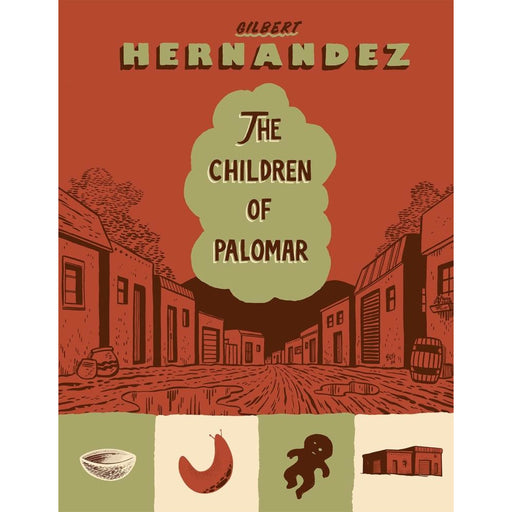 CHILDREN OF PALOMAR HC - Books-Graphic-Novels