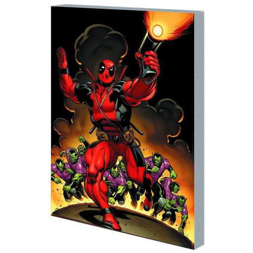 DEADPOOL BY DANIEL WAY COMPLETE COLL VOL 01 TPB - Books-Graphic-Novels
