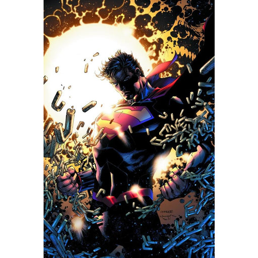 SUPERMAN UNCHAINED #3 - Comics