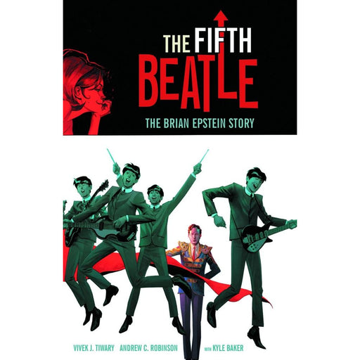 FIFTH BEATLE THE BRIAN EPSTEIN STORY COLLECTORS ED HC - Books-Graphic-Novels