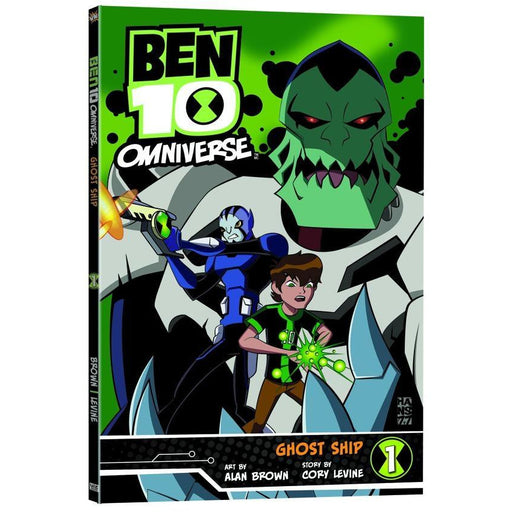 BEN 10 OMNIVERSE GN GHOST SHIP - Books-Graphic-Novels