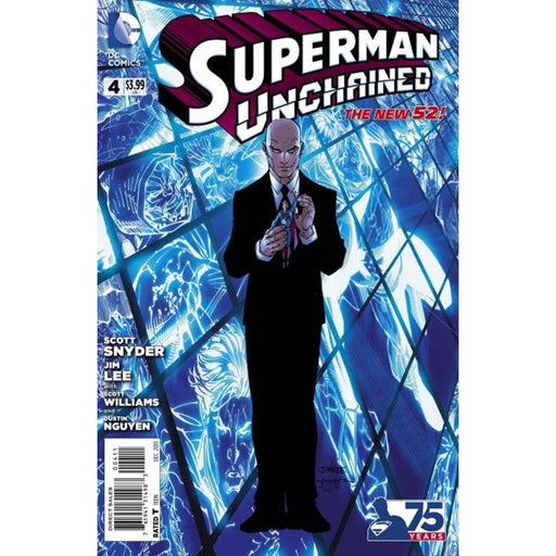 SUPERMAN UNCHAINED #4 - Comics