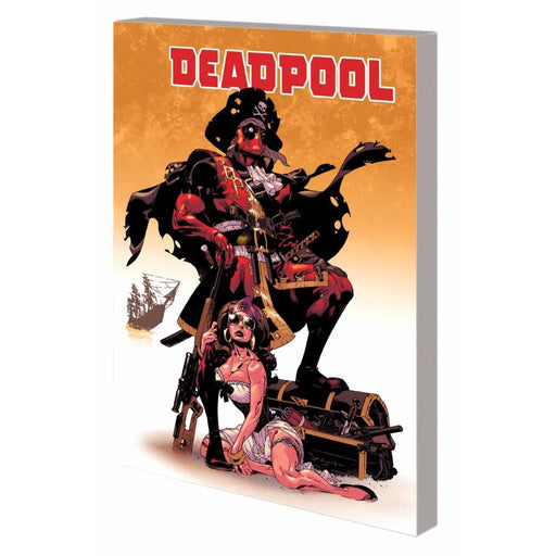 DEADPOOL BY DANIEL WAY COMPLETE COLL VOL 02 TPB - Books-Graphic-Novels