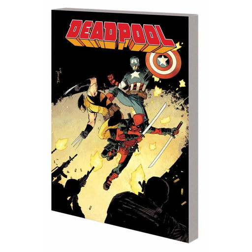 DEADPOOL VOL 03 GOOD BAD AND UGLY NOW TPB - Books-Graphic-Novels