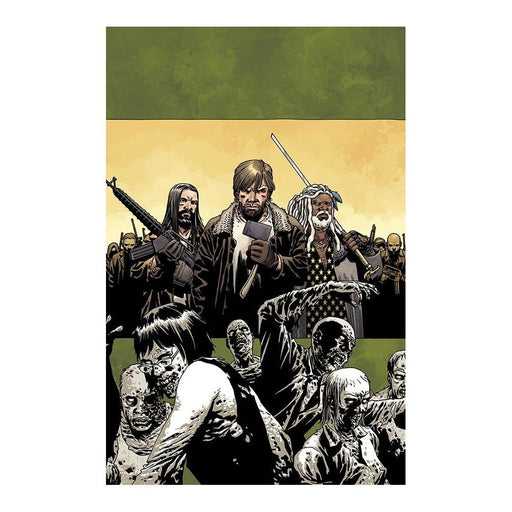 WALKING DEAD VOLUME 19 MARCH TO WAR TPB - Books Graphic Novels