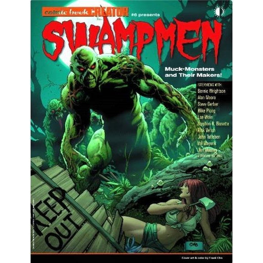 SWAMPMEN MUCK MONSTERS OF COMICS SC - BOOK - NOVEL/SF/HORROR - Books-Novels/Sf/Horror