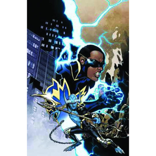 DC UNIVERSE PRESENTS VOL 03 BLACK LIGHTNING BLUE DEVIL TPB - Books-Graphic-Novels