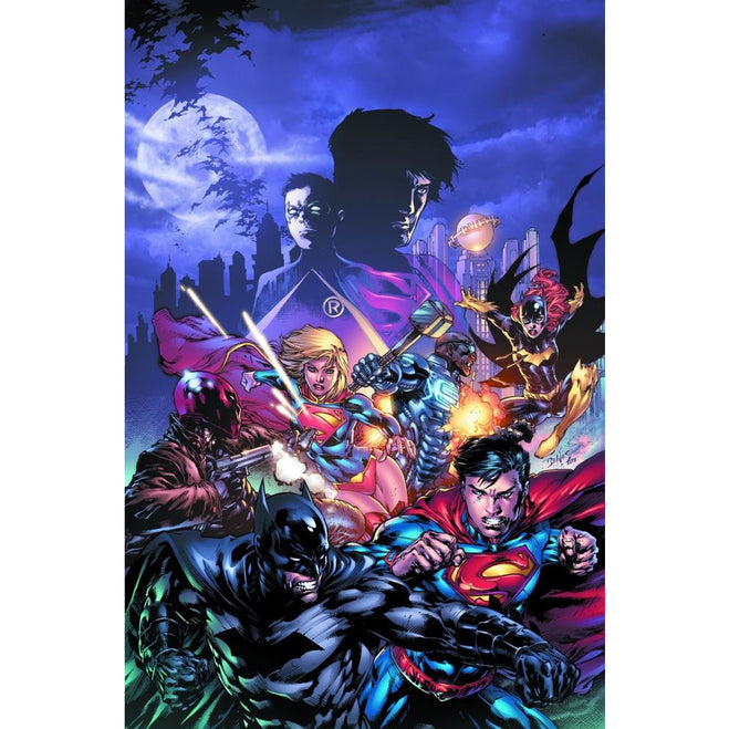 BATMAN SUPERMAN ANNUAL #1 - Comics