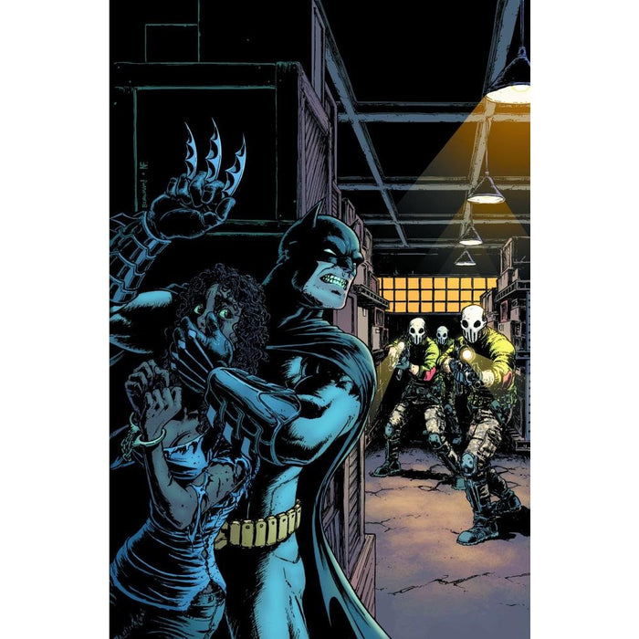 BATMAN THE DARK KNIGHT #27 - Comics