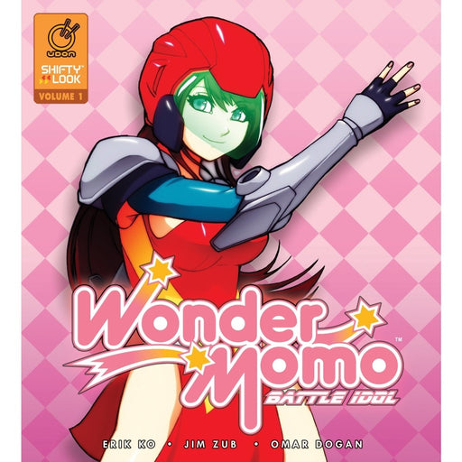 WONDER MOMO BATTLE IDOL HC VOL 01 - Books-Graphic-Novels