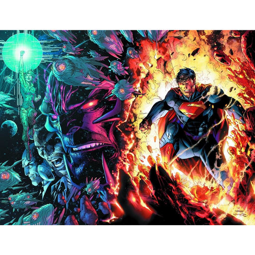 SUPERMAN UNCHAINED #9 - Comics