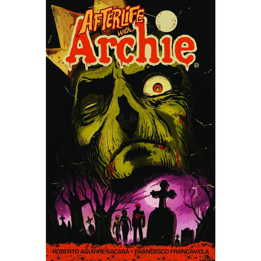 AFTERLIFE WITH ARCHIE VOLUME 1 BM ED TPB - Books Graphic Novels