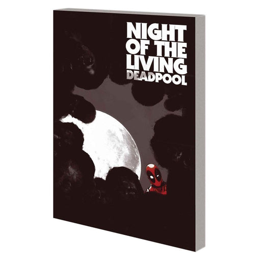 NIGHT OF LIVING DEADPOOL TP - Books Graphic Novels
