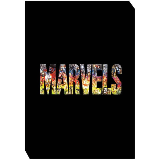 MARVELS PLATINUM EDITION SLIPCASE HC - Books-Graphic-Novels