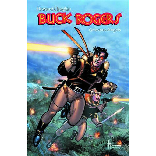 BUCK ROGERS IN 25TH CENTURY PX HC VOL 01 GRIEVOUS ANGELS - Books-Graphic-Novels