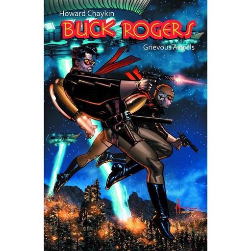 BUCK ROGERS IN 25TH CENTURY VOL 01 GRIEVOUS ANGELS TPB - Books-Graphic-Novels