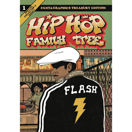 HIP HOP FAMILY TREE GN 01 (NEW PTG) - Books-Graphic-Novels