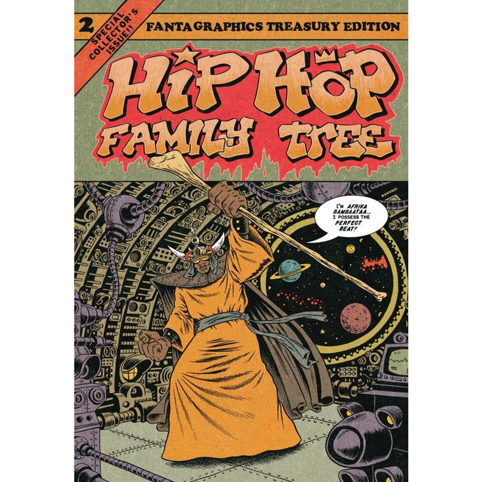 HIP HOP FAMILY TREE GN 02 - Books-Graphic-Novels