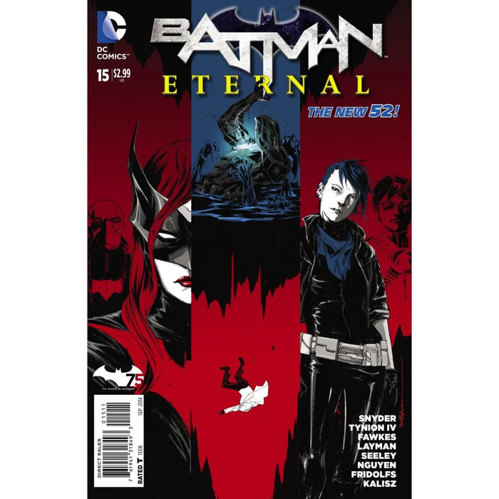 BATMAN ETERNAL #15 - Comics