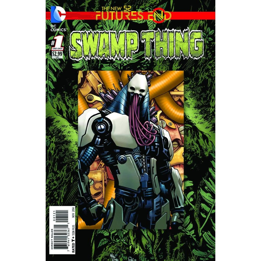 SWAMP THING FUTURES END #1 - Comics