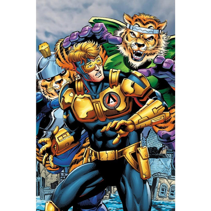 BOOSTER GOLD FUTURES END #1 - Comics