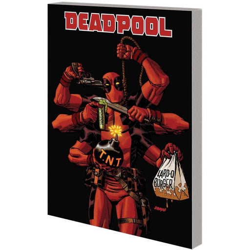 DEADPOOL BY DANIEL WAY COMPLETE COLL VOL 04 TPB - Books-Graphic-Novels