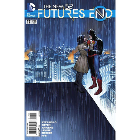 NEW 52 FUTURES END #17 - Comics