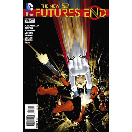 NEW 52 FUTURES END #19 - Comics