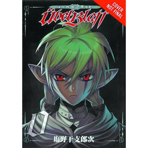 UBEL BLATT GN VOL 00 - Books-Graphic-Novels