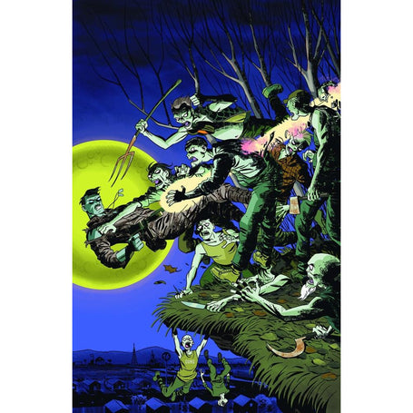 STAR SPANGLED WAR STORIES GI ZOMBIE #3 - Comics
