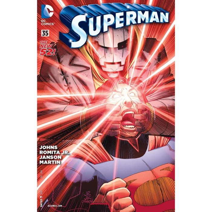 SUPERMAN #35 - Comics