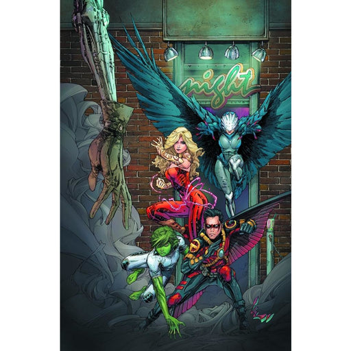 TEEN TITANS #3 - Comics