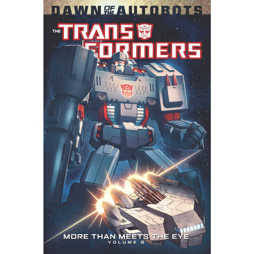 TRANSFORMERS MORE THAN MEETS THE EYE VOLUME 6 TPB - Books Graphic Novels