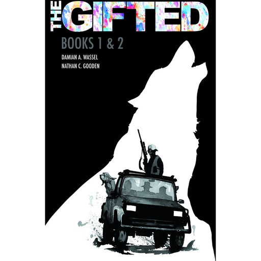 GIFTED GN VOL 01 & 02 COMBINED ED - Books-Graphic-Novels
