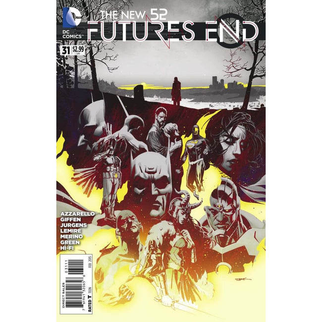 NEW 52 FUTURES END #31 - Comics