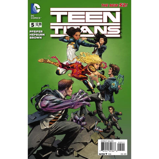 TEEN TITANS #5 - Comics