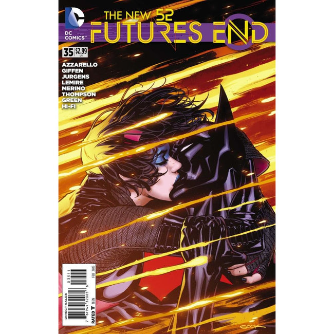 NEW 52 FUTURES END #35 - Comics
