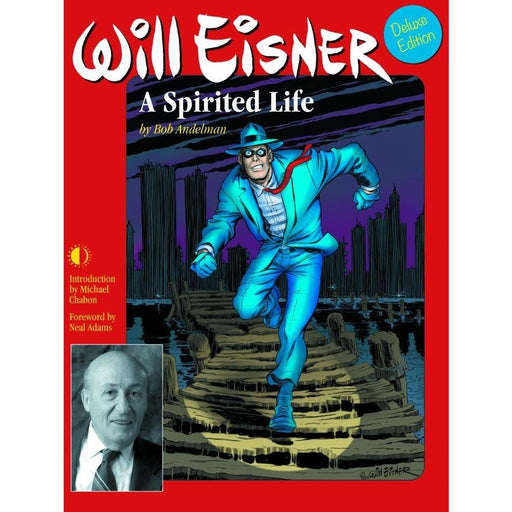 WILL EISNER SPIRITED LIFE HC DLX ED - Books-Novels/Sf/Horror