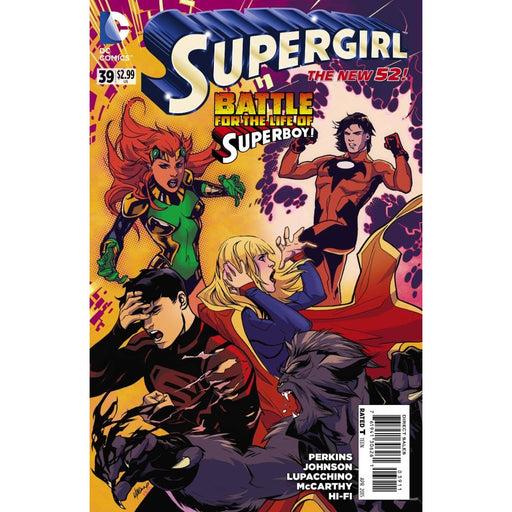 SUPERGIRL #39 - Comics