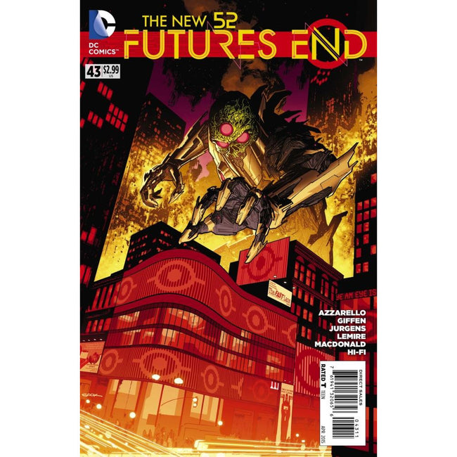 NEW 52 FUTURES END #43 - Comics