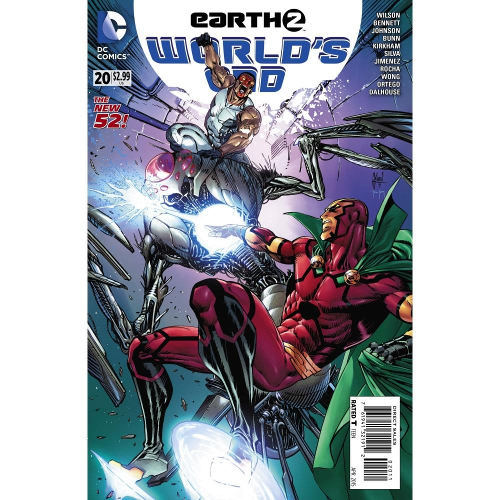 EARTH 2 WORLDS END #20 - Comics