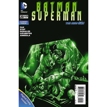 BATMAN SUPERMAN #20 - Comics