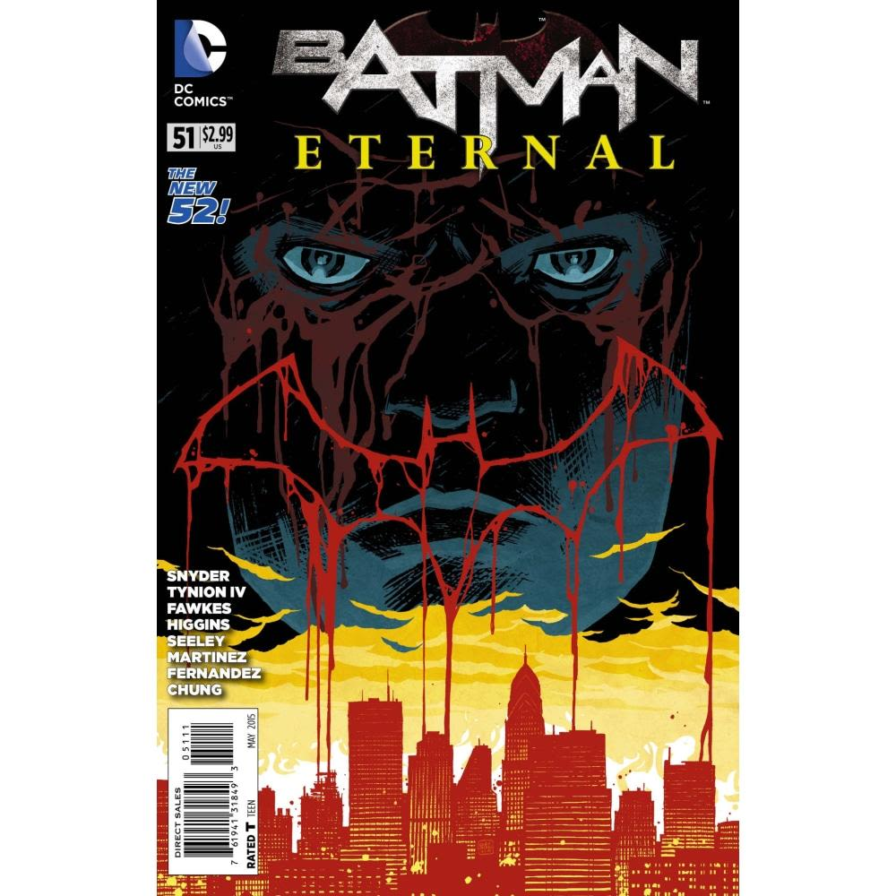 BATMAN ETERNAL #51 - Comics