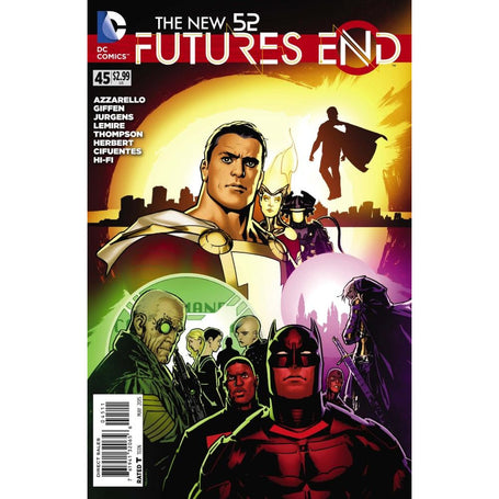 NEW 52 FUTURES END #45 - Comics
