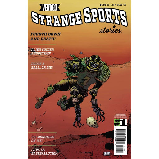 STRANGE SPORTS STORIES #1 (OF 4 - Comics
