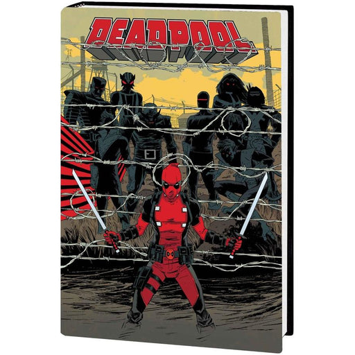 DEADPOOL BY POSEHN AND DUGGAN HC VOL 02 - Books-Graphic-Novels
