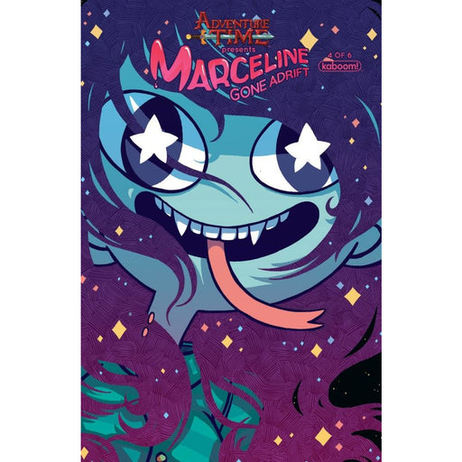 ADVENTURE TIME MARCELINE GONE ADRIFT #4 - Comics
