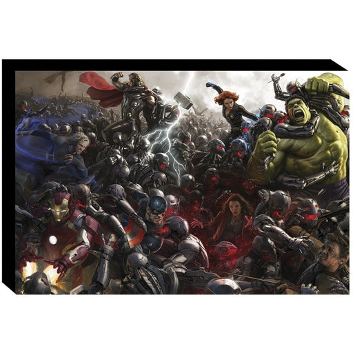 MARVELS AVENGERS AGE OF ULTRON ART OF MOVIE SLIPCASE HC - Books-Graphic-Novels