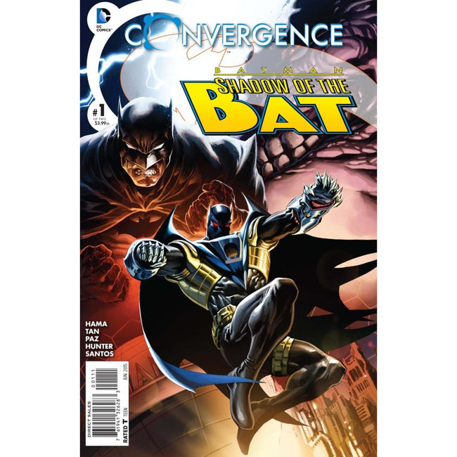 CONVERGENCE BATMAN SHADOW OF THE BAT #1 - Comics